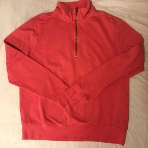 Merona Quarter ZIP collar sweatshirt